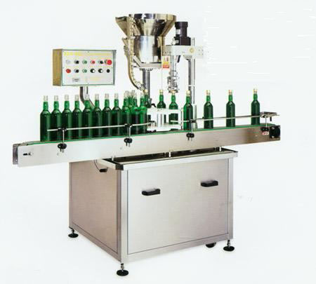 Rotary star wheel type Capping machine RCAP-60