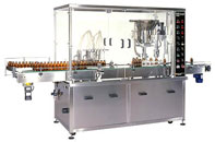 oral liquid filling/cap sealing machine RLFC-50